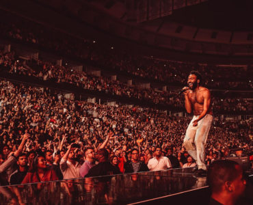 Concert de Childish Gambino, Gigz France